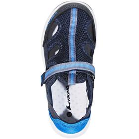 Viking Footwear Nesoeya Shoes Junior navy/royal blue